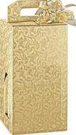 Luxus Cardboard box Champagne 4 bottles size 180X180X340 mm
