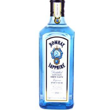 Bombay Sapphire London Dry English Gin 700ml
