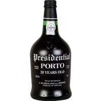 Presidential 20 Year Tawny Port Wine 750ml