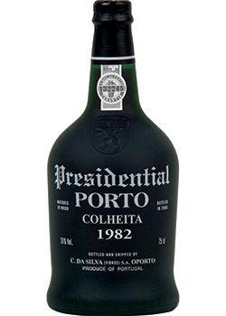Presidential 1982 Harvest Port Wine 750ml