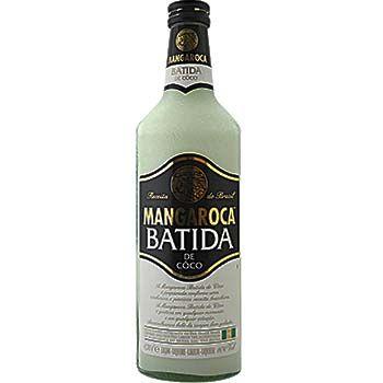 Mangaroca Batida Coconut Brazilian Liqueur 700ml