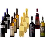 Extra Special Dinner Wine Selection Pack 12 bottles of 750ml each