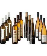 Green White Wine Selection Pack 12 bottles of 750ml each