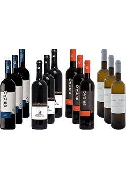 International Grape Varieties Wine Selection Pack 12 bottles