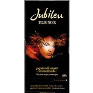 Jubileum Plus Noir 70% Cocoa Chocolate with Caramelized Cocoa pieces 100g
