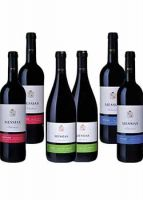 Messias Wine Areas Selection Pack 6 bottles of 750ml each