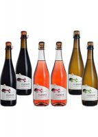 Plexus Aerated Sparkling Wine Selection Pack 6 bottles of 750ml each