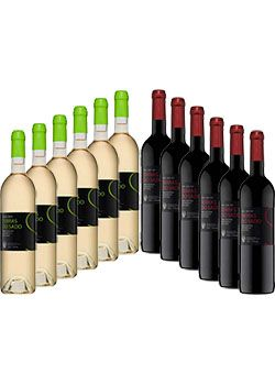 Terras Sado Wine Selection Pack 12 bottles
