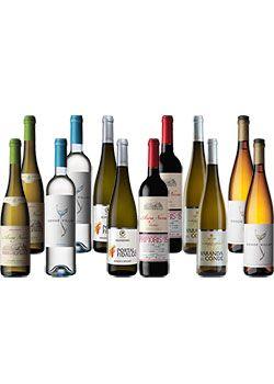 Vinho Verde (Green) Wine Selection Pack 12 bottles of 750ml each