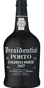 Presidential 2007 Colheita White Port Wine 750ml