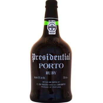 Presidential Ruby Port Wine 750ml