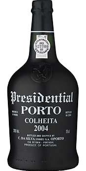 Presidential 2004 Colheita Port Wine 750ml