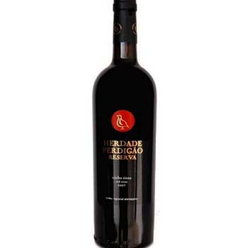 Herdade Perdigao Reserva Red Wine 2012 - Alentejo