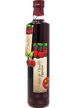 Ginja Obidos Oppidum Wild Cherry Portuguese Liqueur 500ml