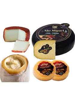 Portuguese Cheese Selection Pack