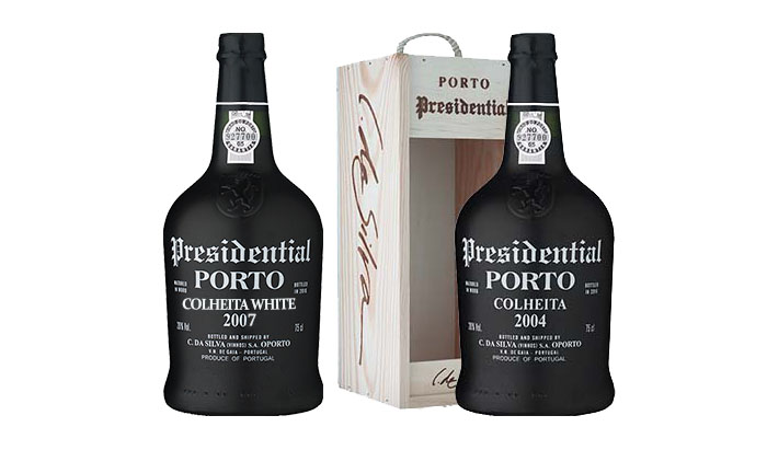 Presidential Coheita Port Wine Selection Pack 2 bts