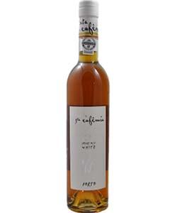 Quinta Santa Eufemia 20 Year Old White Port Wine 500ml